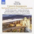 Mayr: Concerto Bergamasco (Naxos: 8.570927)