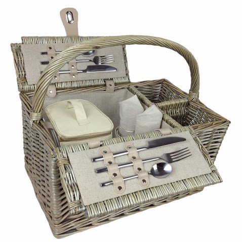 deluxe-retro-double-lidded-wicker-2-person-fitted-picnic-basket