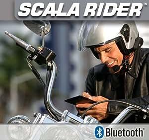 Cardo Scala Rider Kit mains libres moto avec micro perche Bluetooth