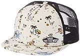 vans Beach Bound Trucker, Gorra de Béisbol para Mujer, Multicolor (Summer Stories M2s), Talla Única