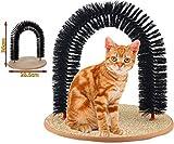 KITTICAT Jouet de massage grattage toilettage pour chats