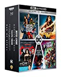COF DC COMICS MOVIE 2018 4K [4K Ultra HD + Blu-ray]