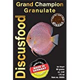 Comida Gránulo peces disco - Grand Champion 80g Discusfood