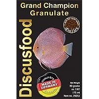 Comida Gránulo peces disco - Grand Champion 80g Discusfood