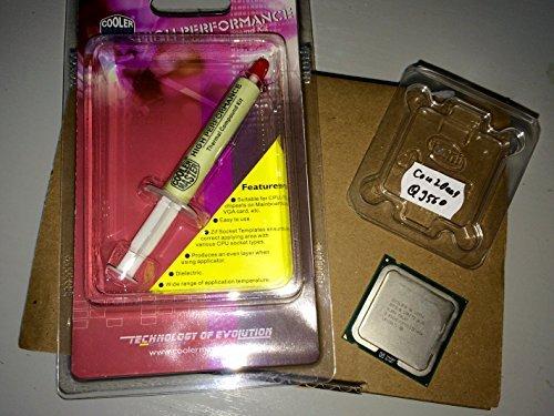 CPU 775 INTEL Core 2 Quad Q9550 1333MHz 12MB tray (E0) SLB8V Kat:CPU Intel Sockel 775 CPU Intel Core 2 Quad