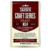 Mangrove Jacks Craft Series Yeast M54 Californian Lager (10g) by Mangrove Jack