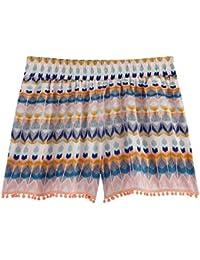 Promod Gemusterte Shorts