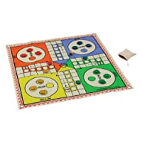Jaques of London Garden Ludo - Magnum outdoor Ludo Board set