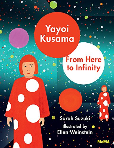 Yayoi Kusama : From here to infinity ! par Sarah Suzuki