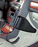 KUDA 041095 Halterung Kunstleder schwarz für Hyundai XG 30 & 350 ab 01/1999 bis 2005