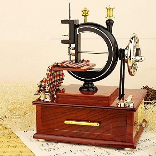 SO-buts - Caja de música para máquina de Coser