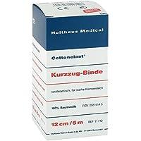 Kurzzugbinde Cottonelast 12 cmx5 m, 1 St preisvergleich bei billige-tabletten.eu