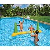 Intex Adulte piscine Fun flottant gonflable PISCINE volleyball Jeu Ensemble de l'eau