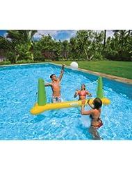 Piscine gonflable Jeu de volley flottant INTEX piscine adulte Fun de l'eau