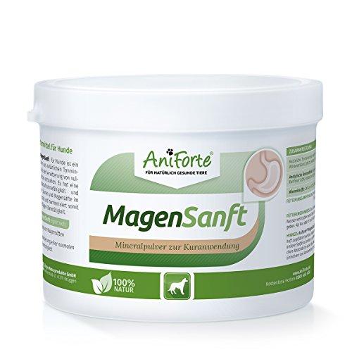 AniForte MagenSanft Granulatpulver 500 g - Naturprodukt für Hunde