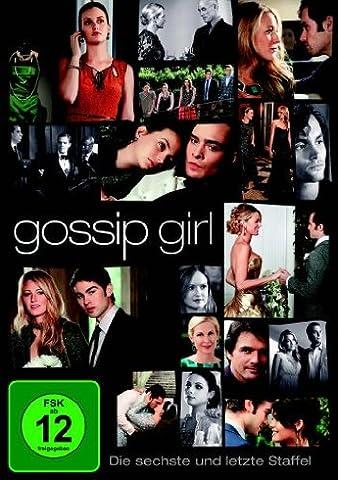 Gossip Girl - Die sechste und letzte Staffel [3 DVDs]