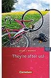Cornelsen English Library - Fiction: 7. Schuljahr, Stufe 1 - They're after us!: Textheft. Mit Aufgaben und Activities