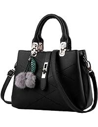 Amazon.co.uk: Black - Handbags & Shoulder Bags: Shoes & Bags