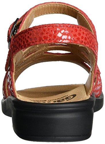 rosso Sandali Ganter rosso Sonnica Donna e UwIwECpqxc