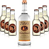 Moscow Mule Set - Titos Vodka & Spicy Ginger