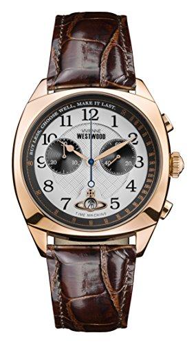 Vivienne Westwood VV176WHBR - Reloj para hombre
