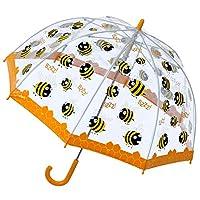 Bugzz @ Soake Kids PVC umbrella (Bee)
