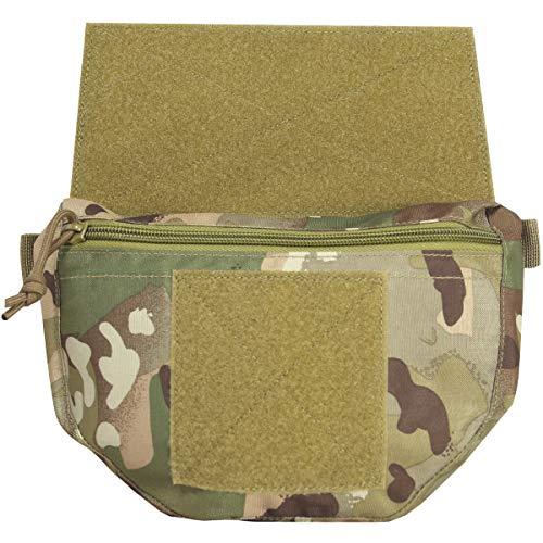 5 cm x 20 m Bushcraft Unisex/'s Fabric MTP Camo Tape Multi-Colour