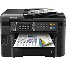 Epson WorkForce WF-3640DTWF Stampante Multifunzione a Getto