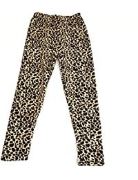 Sir Michele Winter Leggings - Animal Print(Thick)