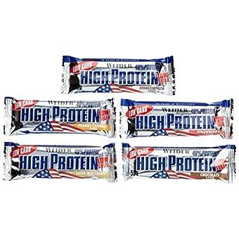 Weider High Protein Riegel