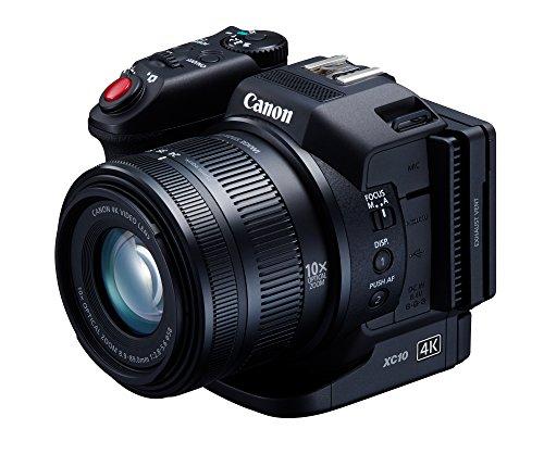 Canon XC10 64GB Cfast Camcorder (4K) inklusive Karte schwarz