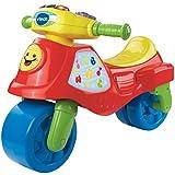 Vtech - Triciclo, Cyclo-moto 2 en 1, color rojo (181705)