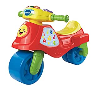 Vtech - 181705 - Tricycle - Cyclo-moto 2 En 1 - Rouge