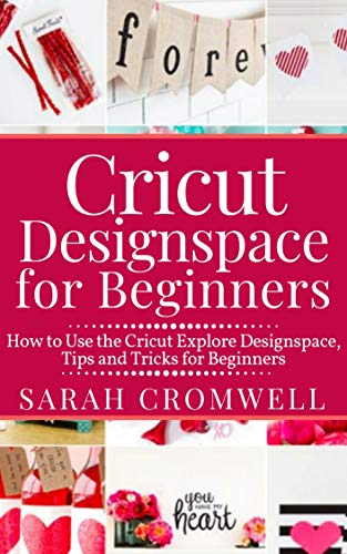CRICUT DESIGNSPACE FOR BEGINNERS: How to Use the Cricut Explore Designspace, Tips and Tricks for Beginners (Step by Step Guide) (English Edition)