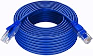 Datazone 30 M Wired Network Cable High Quality Cat 6 Ethernet Cable Package Compatible With All Network Device