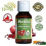 Herbins Pomegranate Seed Oil, 50ml