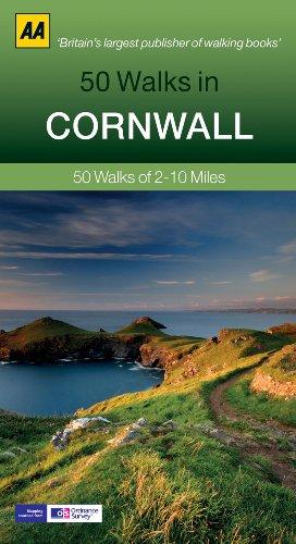 50 Walks in Cornwall (AA 50 Walks Series) por AA Publishing