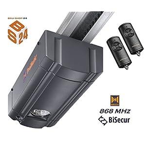 Hrmann-ProMatic-3-Set--Puerta-de-garaje-Incluye-Rail-2--Emisor-de-mano--Motor-para--Puerta-de-garaje
