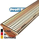 Dachrinnenschutz DARI FIX | Element: 1MTR (Braun | Für Kupferdachrinnen)