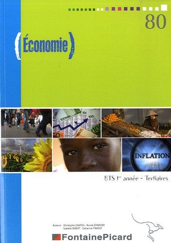 Economie BTS 1e anne Tertiaires