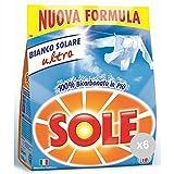 Set 6 SOLE Reload lot 18 Kugeln für Waschpulver