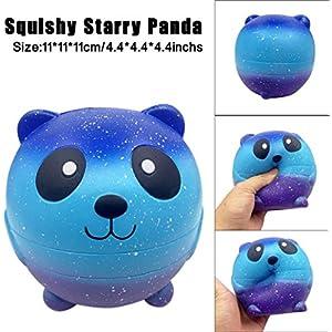 QUINTRA Starry Nette 11 cm Panda Baby Creme Duftenden Squishy Langsam Steigenden Squeeze Kinder Spielzeug