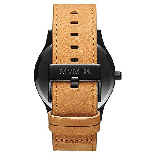 MVMT Herrenuhr Classic MM01-WBTL