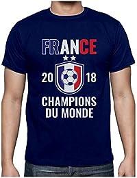 Green Turtle T-Shirts Camiseta para Hombre - Francia Campeona del Mundo  2018! 9779da1a50646