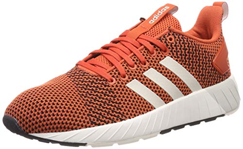 adidas Herren Questar BYD Sneaker, Orange (Raw Amber/Cloud White/Core Black 0), 45 1/3 EU