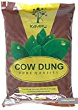 ORGANIC COW DUNG Powder - Sealed pack of 1 KG - NATURAL - KERALA Product