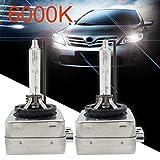 LCLrute Hohe Qualität Auto Licht D1S 35W OEM HID Xenon Scheinwerfer Lampen Lampen Ersatz für Philips oder für OSRAM (6000K)