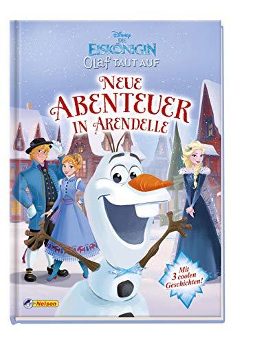 Disney Die Eiskönigin Olaf taut auf: Neue Abenteuer in Arendelle (Disney Eiskönigin)