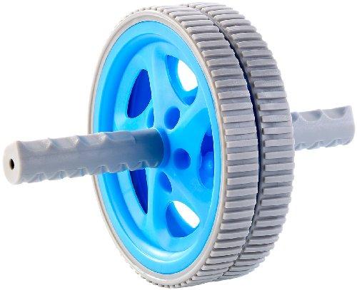PEARL Sports Bauchroller: Bauchtrainer zum Abrollen (Fitness-Wheel)