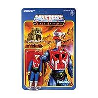 SUPER7 Masters of the Universe ReAction Action Figure Wave 4 Mekaneck 10 cm